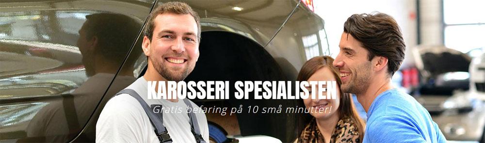 Karosseriverksted i Oslo