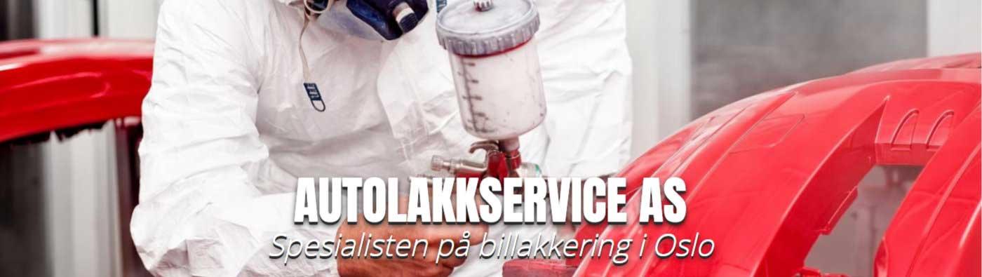 Autolakkservice - Spesialisten på billakkering i Oslo